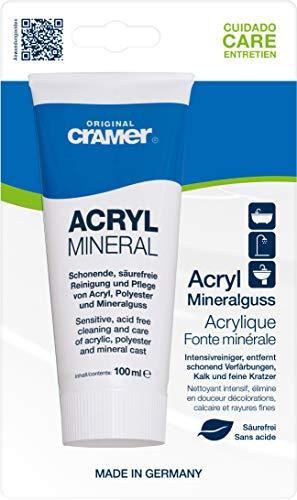 """Reinigungspaste/Polierpaste für Acryl-Oberflächen """"Acryl-Star"""" (2 in 1)"""