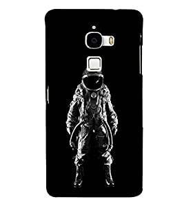 HiFi Designer Phone Back Case Cover LeTv Le Max :: LeEco Le Max ( Astronaut Space Man Suit Full Dress )