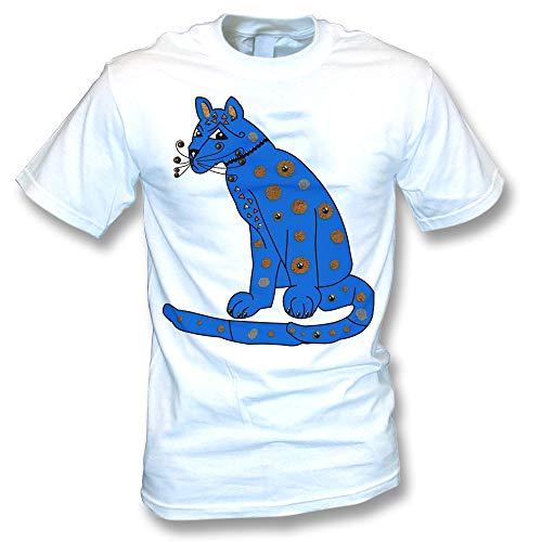 Blue Cat Agnetha ABBA T-Shirt, S to 4XL