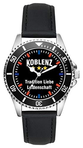 Koblenz Geschenk Artikel Idee Fan Uhr L-2561
