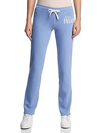 oodji Ultra Damen Jersey-Hose mit Bindebändern  Amazon.de  Bekleidung d13d008a65