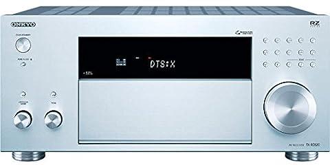 Onkyo TXRZ820 Silver Amplificateur Homecinéma 7.2