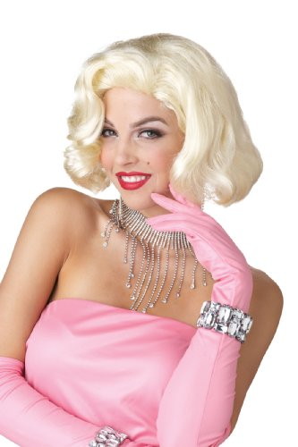 Deluxe Diamonds Marilyn Monroe Blonde Wig
