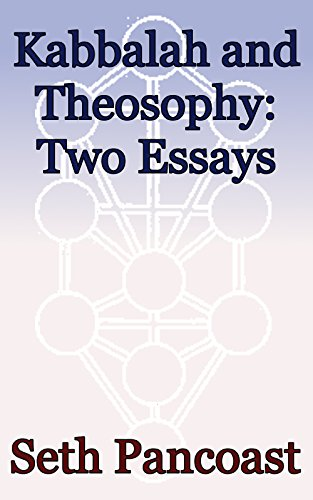 Kabbalah and Theosophy: Two Essays: Theosophical Classics: Esoteric Studies (English Edition)