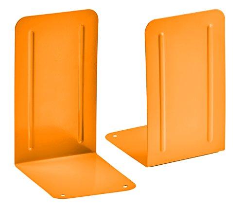 Acrimet Premium Buchstützen (Orangen Zitrus ) (1Paar)