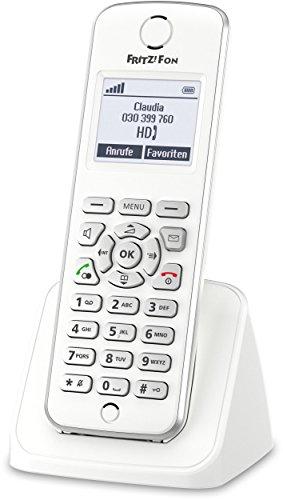 T-Komforttelefon (für FRITZ Box Monochromes Display, HD-Telefonie) deutschsprachige Version ()