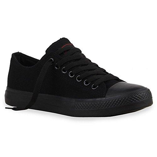 schnrer-herren-schuhe-25728-sneaker-schwarz-43