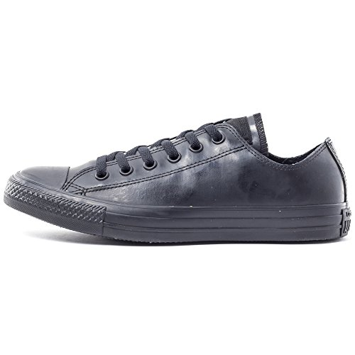 Converse Chuck Taylor All Star, Baskets Basses Mixte Adulte Noir