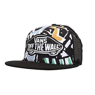 Vans Damen Baseball Cap, Beach Girl Trucker Hat, GR. One size (Herstellergröße: One Size), Mehrfarbig