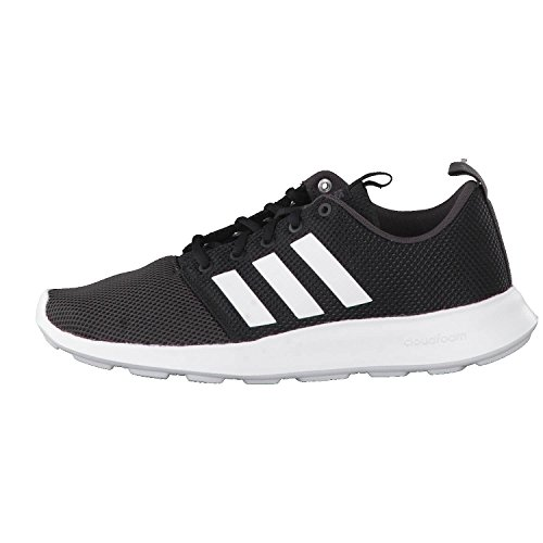 adidas NEO Herren Sneaker CF Swift Racer CBLACK/FTWWHT/UTIBLK