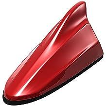 Nissan aleta de tiburón antena AM/FM–rojo AX6