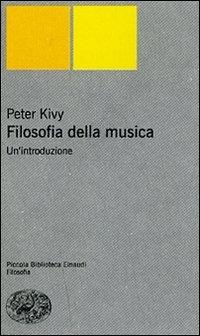 Filosofia della musica. Un'introduzione