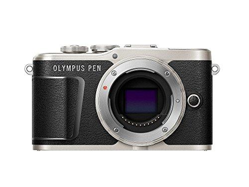 Olympus PEN E-PL9 Kompakte Systemkamera (16 MP, elektr. Zoom, 4k Movies, 7,6 cm (3 Zoll) Display, Wifi) schwarz