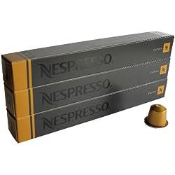 NESPRESSO Espresso Volluto - 30 Cápsulas