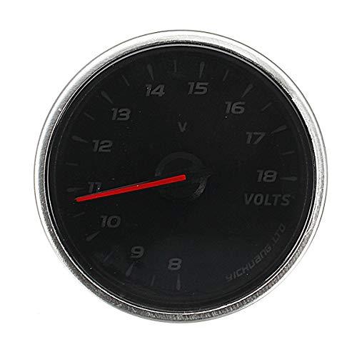Forspero 60Mm 8-18V Display Digitale Tensione Meter Auto Modifica Voltmetro