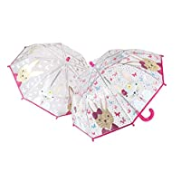 Colour Changing Umbrella - Bunny Rabbit by Floss & Rock