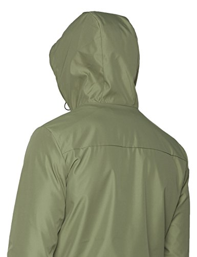 JACK & JONES Herren Jacke Jcohall Jacket Grün (Deep Lichen Green Fit:ONE)