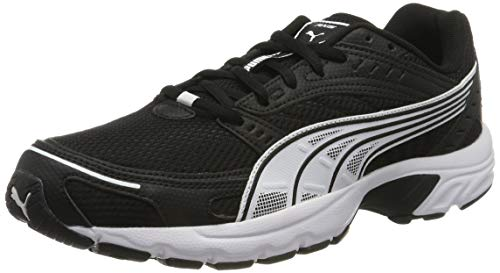 Puma axis', scarpe sportive indoor unisex-adulto, nero black white, 42.5 eu