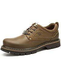 Amazon.es: y con Piel Zapatos para hombre Zapatos