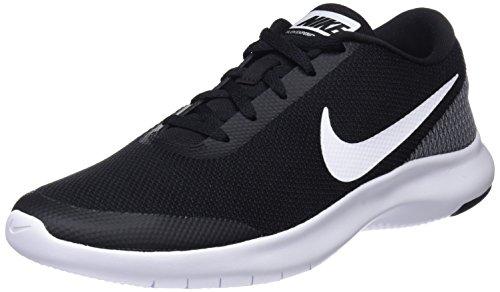 NIKE Herren Flex Experience RN 7 Sneakers, Schwarz (Black White 001), 39 EU