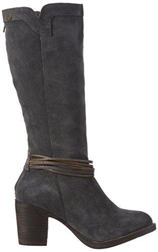 XTI Damen 65208 Cowboy Stiefel Grau (Grey)