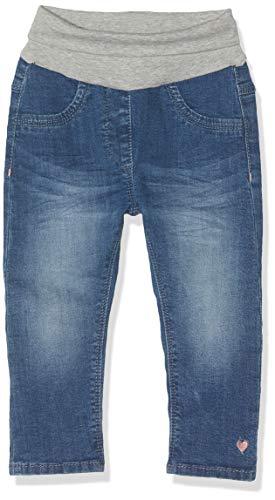 s.Oliver Junior Baby-Mädchen 56.899.71.0746 Jeans, Blau (Blue Denim Stretch 55z7), (Herstellergröße: 92/REG) -