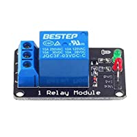1 way with light 3.3v Relay Module Light Detect Relay Board Brightness Control Module