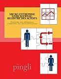 Telecharger Livres Micro entreprise livre journal registre des achats (PDF,EPUB,MOBI) gratuits en Francaise