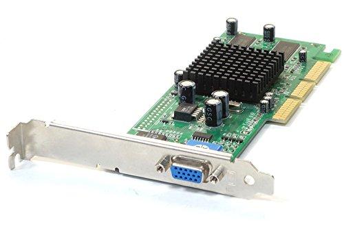 Fujitsu Siemens Computer Fujitsu Siemens nVidia Riva TNT2 M64 16MB AGP Video Card VGA S26361-D1243-V216 (Generalüberholt) - Agp Vga Video Card