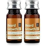 Ustraa Beard Growth Oil - 35 ml (Pack of 2)
