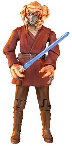 Wars: Revenge of the Sith Collection - Plo Koon Jedi Master, No. 16 ()