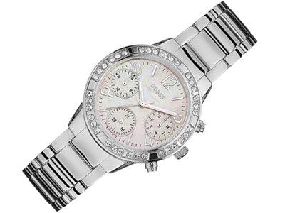 orologio multifunzione donna Guess Sport-Chic classico cod. W0546L1