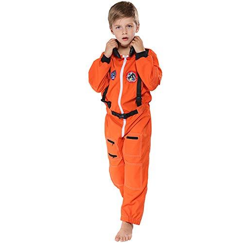 Kostüm Cthulhu - HSKS Orange Rollenspiel Kostüm, Halloween, passend für alle Arten von Maskerade