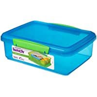Lunch Boxes: Home & Kitchen: Amazon.co.uk