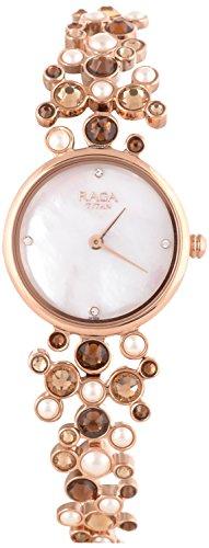 Titan 95032Wm03J Analog White Dial Women's Wrist Watch