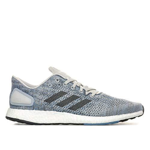 adidas Pureboost DPR, Zapatillas de Entrenamiento para Hombre, Gris Greone/Ftwwht/Rawgre, 41 2/3 EU
