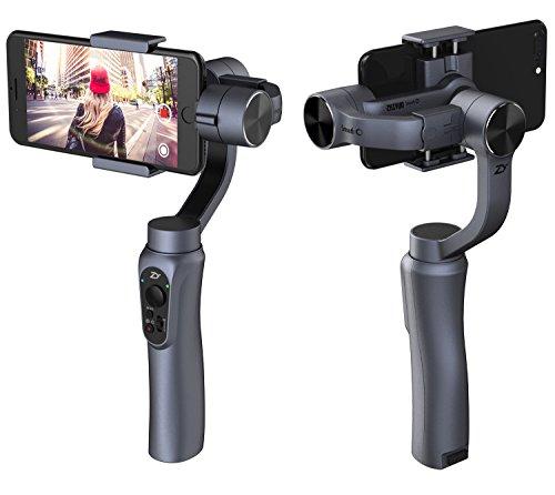 Zhiyun Smooth-Q 3-achsen Drahtlose Steuerung Handheld Gimbal Stabilizer für Smartphone iPhone 7 Plus / 6 Plus HUAWEI Samsung Galaxy S8 + / S8 / S7 / S6 / S5 Gopro Hero 3/4/5/6