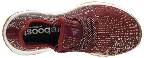 adidas Pureboost X Atr, Scarpe Running Uomo Rosso (Mystery Red / Night Red / Tech Rust Metallic)