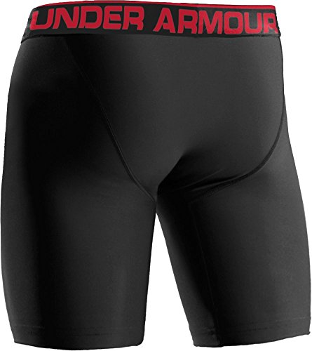 "Under Armour, Mutande Uomo The Original 6"" Boxerjock Nero"