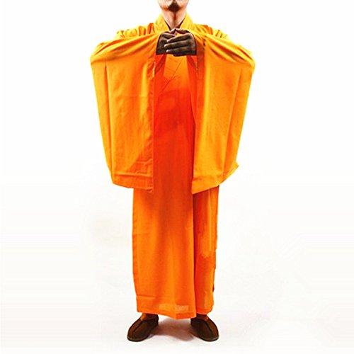 DOREKIN Buddhist Shaolin Monk Kung Fu - Bata meditación
