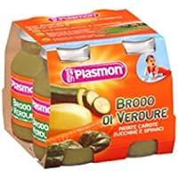 ( 5526 ) PLASMON (HEINZ ITALIA) PLASMON BRODO LIQUIDO 125MLX4P