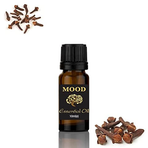 Essential Oils 10ml Pure & Natural Aromatherapy - Choose Fragrance (Clove Bud)