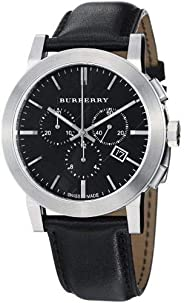 Burberry BU9356 Womens Digital Leather Watch