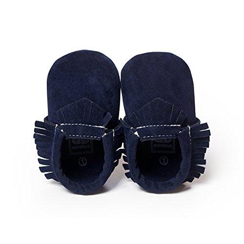 Baby Jungen Blau online Lauflernschuhe Marineblau Etrack axTYwZqnO6