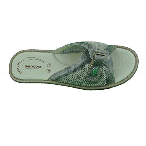 SANYCOM , Chaussures spécial piscine et plage pour femme Beige