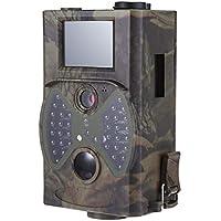 HC-300A Cámara de Caza al Aire Libre Infrarrojo Visión Nocturna Cámara Digital para senderos Dispositivo de exploración de Vida Silvestre 1080P HD