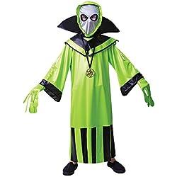 Disfraz de alien Bristol, para niños de 5 a 7 años
