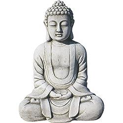 AnaParra Buda Dharma, 38 cm.Natural Musgo.