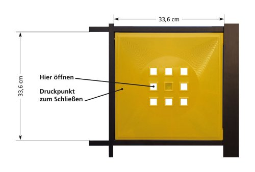 dekaform designer t r f r w rfelregal flexi einsatz ikea regal expedit kallax mit n rn s. Black Bedroom Furniture Sets. Home Design Ideas