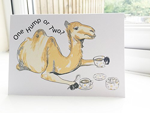 camel-one-hump-or-two-animal-cartoon-blank-greeting-card-all-occasions